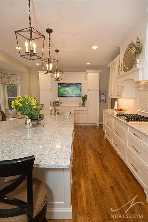 white traditional kitchen neals design remodel