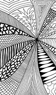 Circle Pattern Drawing at GetDrawings   Free download