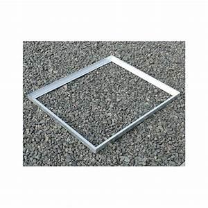 Cadre Photo Sur Mesure : cadre acier galva pour caillebotis en corni re de 45 ~ Dailycaller-alerts.com Idées de Décoration