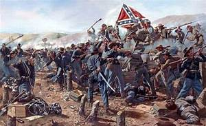 Artist Don Troiani Captures Moments From The Civil War