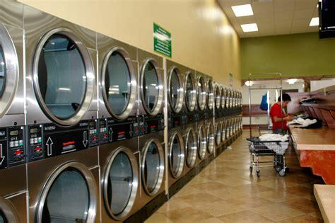 Build A New Laundromat  Coin Laundry Design Services