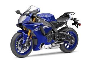 2017 Yamaha Motorcycles R1