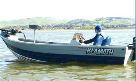 Klamath Boat Paint by Fishing Boats Klamath Boats