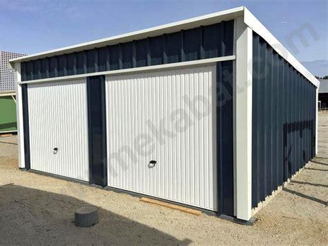 Tuiles Métalliques by B 226 Timents M 233 Talliques En Kit Hangars Agricoles Et