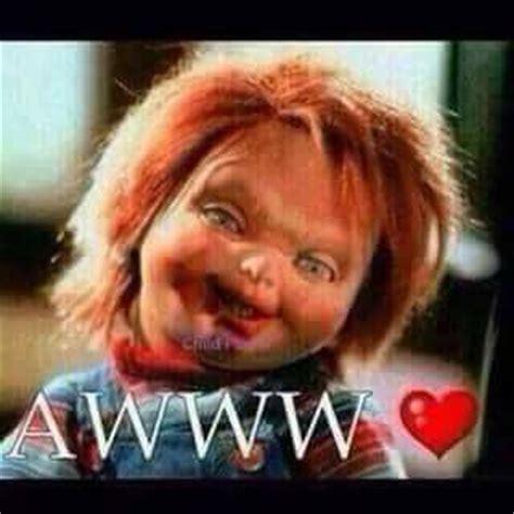 Memes De Chucky - cuando sale tu lado tierno memes en espa 241 ol pinterest