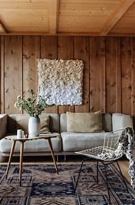 Comment Recouvrir Du Lambris : id es d co habiller ses murs de bois turbulences d co ~ Melissatoandfro.com Idées de Décoration