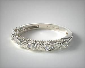 Matching Wedding Band 14K White Gold James Allen