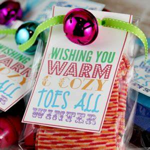 Cozy Toes Holiday Printable