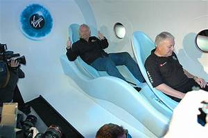 Dispatches from the Final Frontier: SpaceShipTwo interior ...
