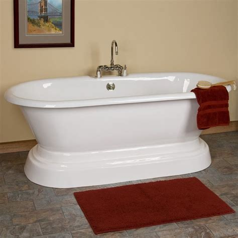 Pedestal Tub by 25 Best Ideas About Pedestal Tub On Master Of