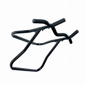 Full Size Wall Mounted Pull Up Bar with 3 Grip Positions