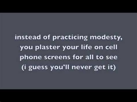 knuckle puck transparency lyrics youtube
