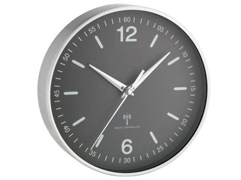 Funk-wanduhr Funkuhr Dcf Quarz Uhr Zeitumstellung