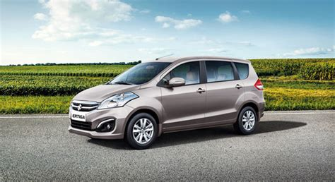 Suzuki Ertiga Photo by 2017 Suzuki Ertiga Diesel It Can Be Ordered From Now