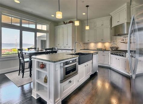 b q kitchen islands zillow digs trend report traditional kitchens 1409