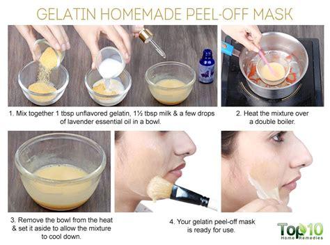 homemade peel  masks  glowing spotless skin top