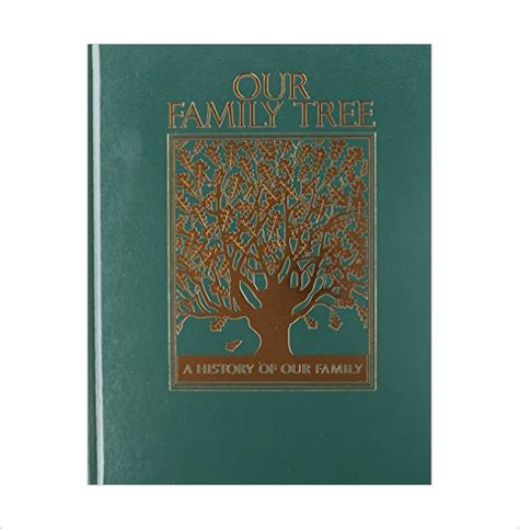 Family Genealogy Book Template by Family Tree Book Template 11 Free Sle Exle