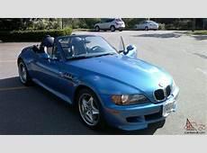 1998 BMW Z3 M Roadster Convertible 2Door 32L