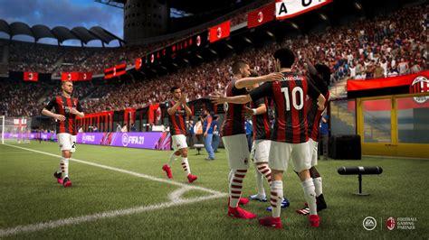 EA Sports anunciou exclusividade de Milan e Inter de Milão ...