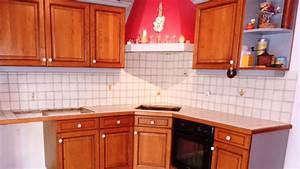 carrelage cuisine ancien salon moderne dore 39 aulnay With renovation maison exterieur avant apres 4 comment choisir son plan de travail exterieur