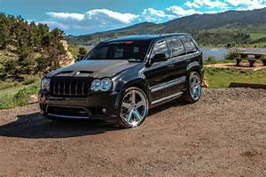 Custom Jeep Srt8  Carbon Fiber All Around  Lowered  Custom