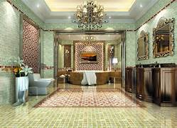 Luxurious Interior Design Luxury Villa Interior Design Entrance And Kitchen