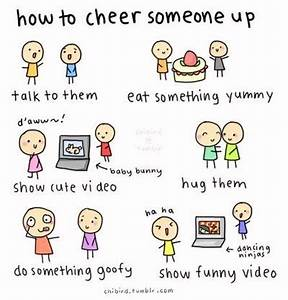 How to cheer someone up / funny signs - Juxtapost