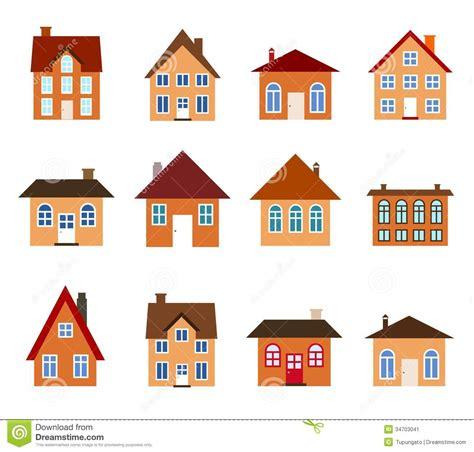 Casa Fumetto by Fumetto Illustrazione Vettoriale Illustrazione