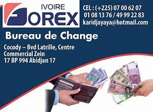 IVOIRE FOREX Bureaux de change