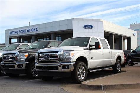 Toyota Dealership Okc by Metro Ford Of Okc Oklahoma City Ok 73112 Car Dealership