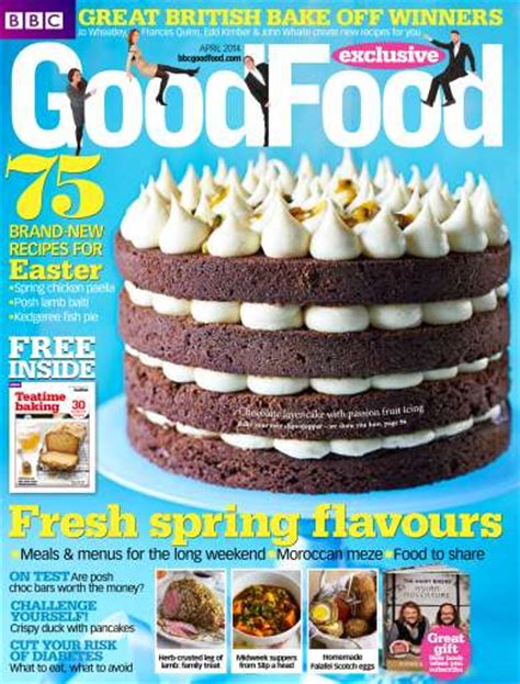 Bbc Good Food Magazine  April 2014 Subscriptions Pocketmags