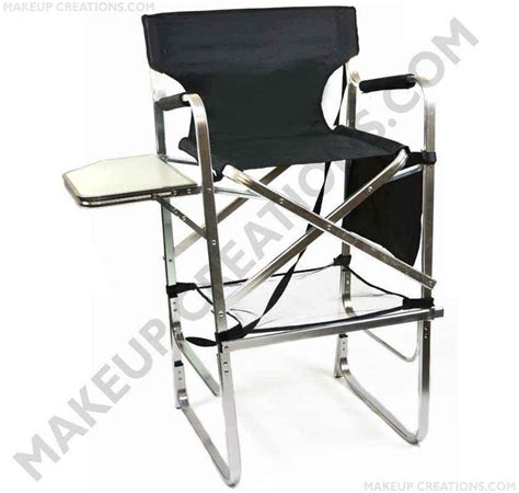 Makeup Folding Director's Chair Outdoor Camping Chair With