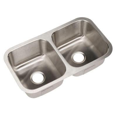 houzer sinks home depot houzer eston series undermount stainless steel 31 25 in