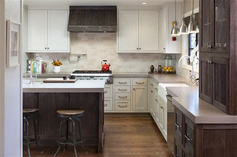 two color kitchen cabinet ideas two tone kitchen transitional kitchen artistic designs for living