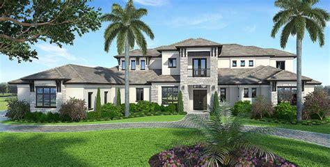 home design florida spacious contemporary florida house plan 86025bw