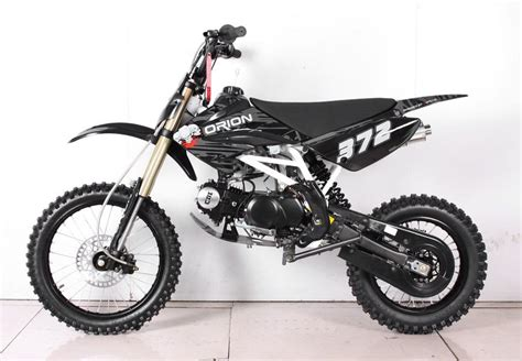 Dirt Bike Apollo Orion Agb 37 125cc Grande Roue 17/14 (crf117
