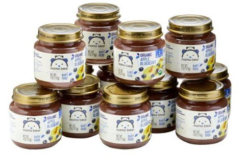retail baby food brands branded baby food