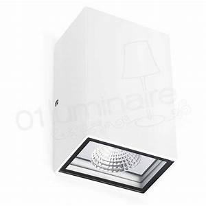 Applique Exterieur Blanc : applique ext rieur ling blanc 70813 faro ~ Edinachiropracticcenter.com Idées de Décoration