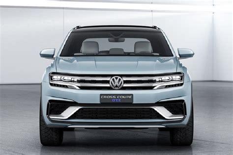 Volkswagen Sähköauto 2020 by 2018 Volkswagen Tiguan Are More Carbuzz Info
