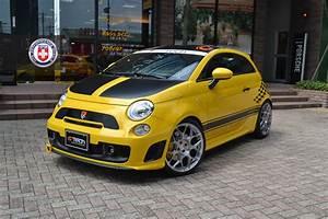 Photo Fiat 500 : g tech fiat 500 sportster on hre wheels autoevolution ~ Medecine-chirurgie-esthetiques.com Avis de Voitures