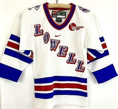 Fanatics is your destination for the college hockey apparel you need to stay in style and support your sport of choice. NIKE NCAA UMASS LOWELL RIVER HAWKS HOCKEY SEWN JERSEY ...