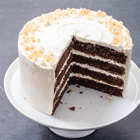 gingerbread layer cake americas test kitchen