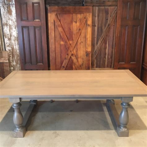 Baldwin Table in Quarter Sawn White Oak   Furniture From