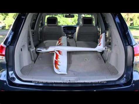 Nissan Pathfinder Cargo Area - YouTube