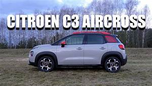 C3 Aircross Aramis : citroen c3 aircross is quirky the new black eng test drive and review youtube ~ Maxctalentgroup.com Avis de Voitures