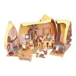 amazoncom disney snow white   dwarfs cottage