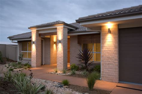 home lighting design exterior lighting