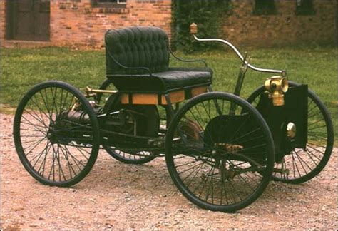 List O' 10 First Motorized Vehicles Ever Made