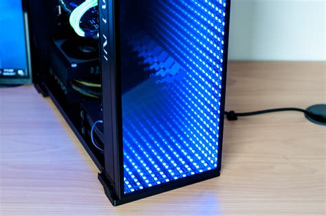 Valkyrie Custom Gaming Pc In In-win 805c Infinity Rgb