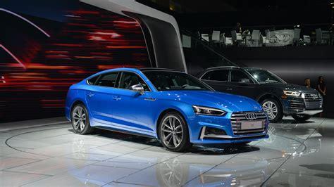 2018 Audi S5 Sportback Debuts In La Ahead Of Launch